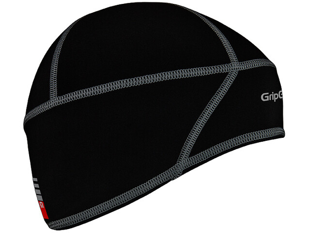GripGrab Lightweight Thermal Skull Cap Black
